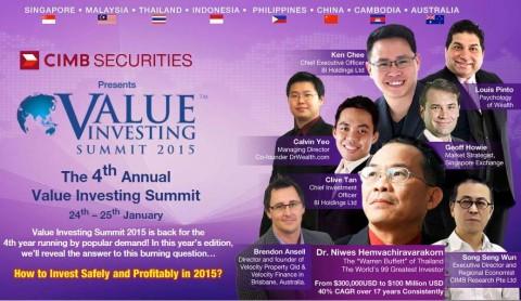 Value Investing Summit 2015