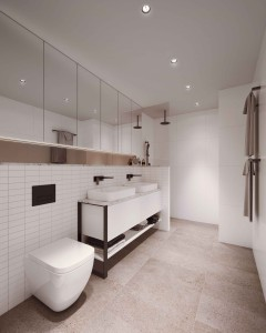 The Hathaway AptartmentsBathroom Render lo res