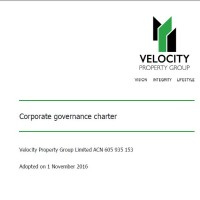 Click to Read Our Corporate Governance Charter