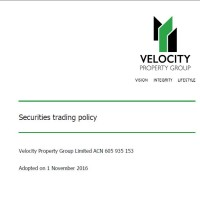 Click to Read Our Securities Trading Policy