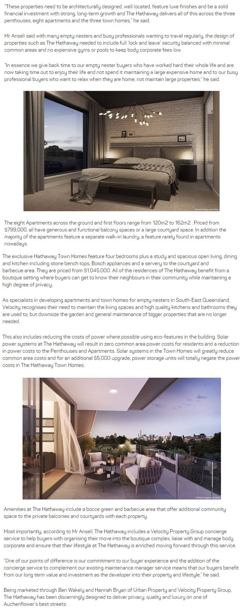 Pt 2The Urban Developer The Hathaway article 1 May 2017
